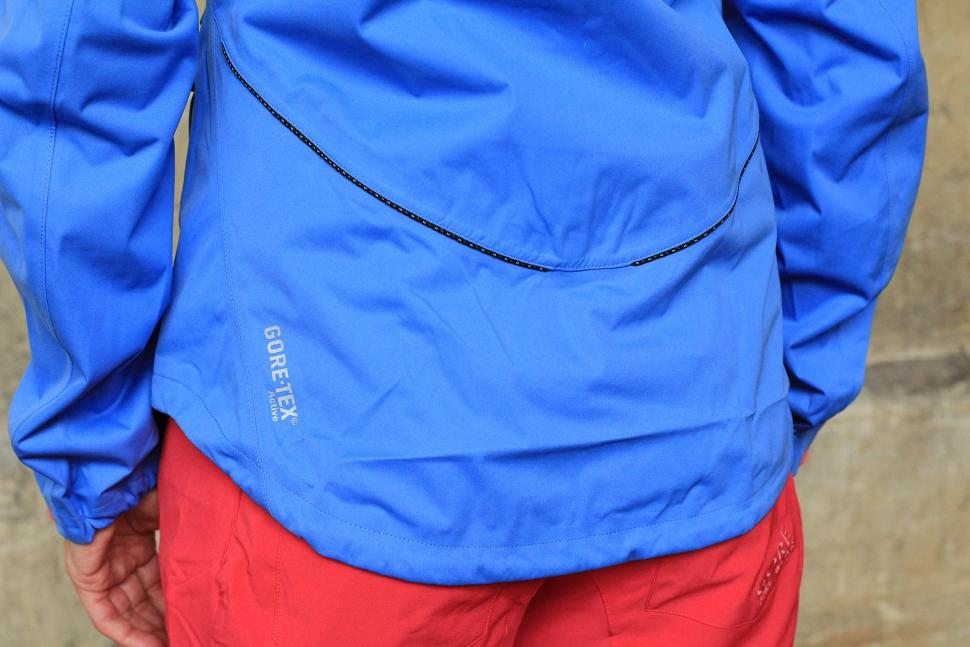 Gore Element Lady Gore-Tex Active Jacket - tail.jpg