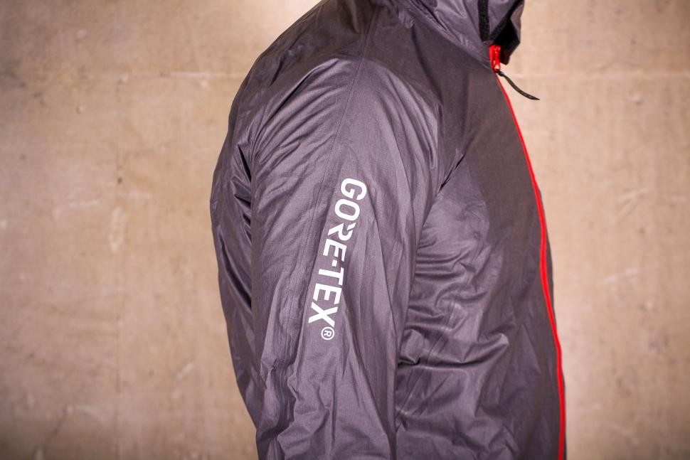 Gore Gore-Tex Shakedry 1985 Viz Jacket - shoulder.jpg