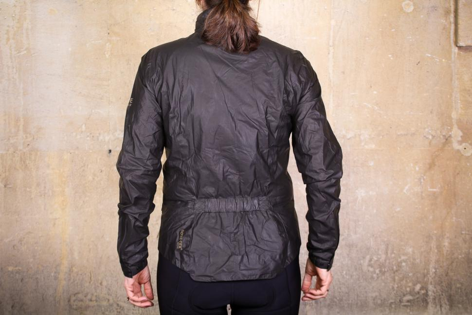Gore One Power Lady GTX Shakedry Bike Jacket - back.jpg