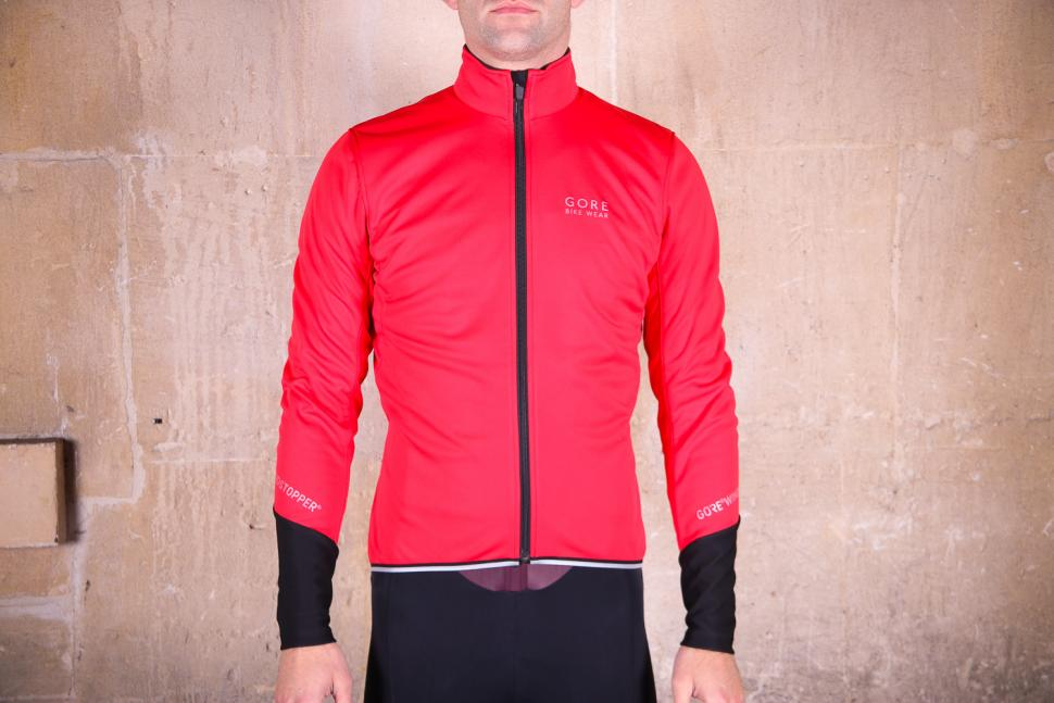 Review: Gore Mens Power 2.0 Windstopper Soft Shell Jacket
