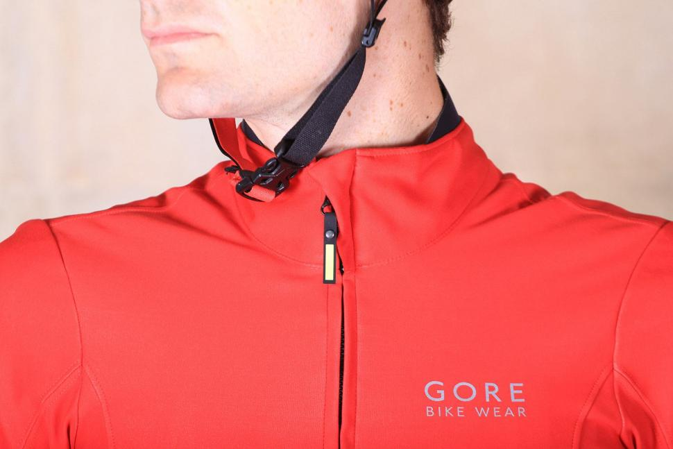 Review  Gore Bike Wear Power Windstopper Softshell Jersey  8f8a80ac5