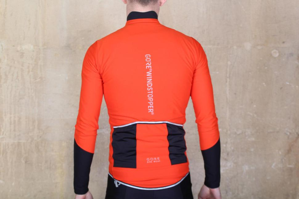 Gore Power Windstopper long sleeve jersey - back.jpg