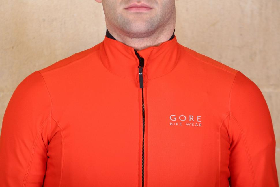 Gore Power Windstopper long sleeve jersey - chest.jpg