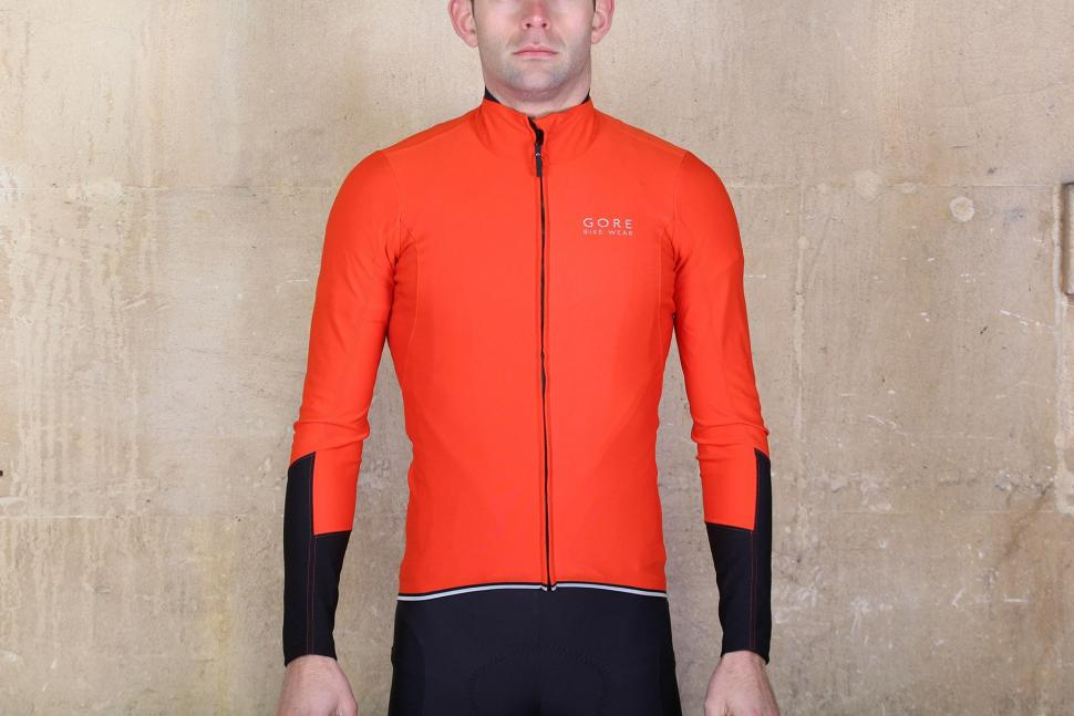 90fc52500 Review  Gore Power Windstopper long sleeve jersey