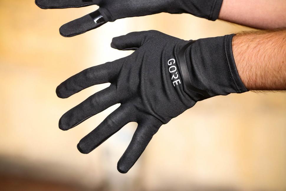 Gore-Tex Infinium Stretch Gloves - back.jpg