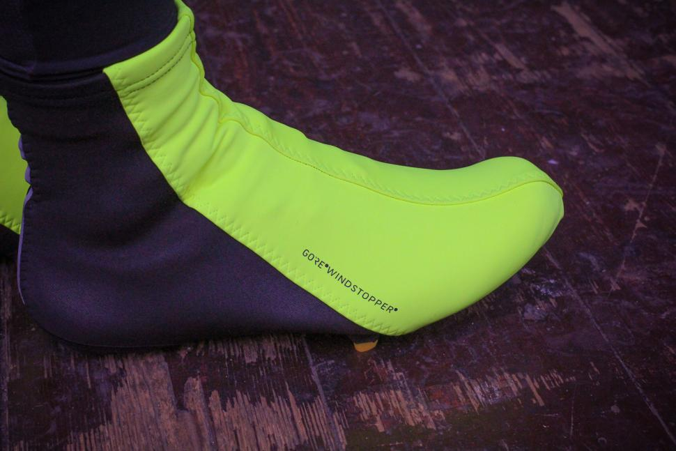 Gore Universal Gore Windstopper Overshoes - detail.jpg