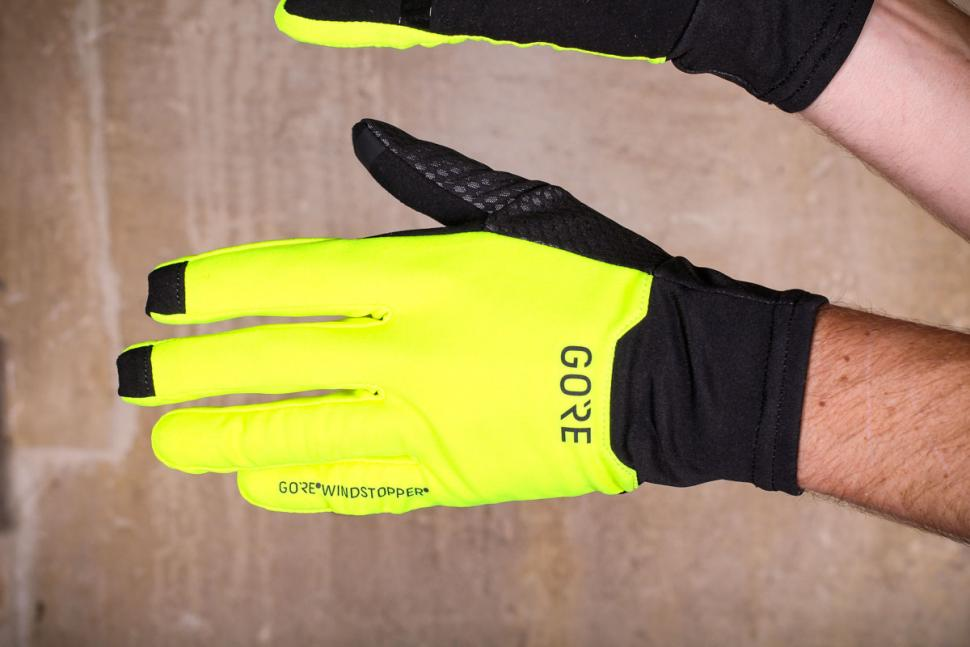 Gore M Gore Windstopper Gloves - back