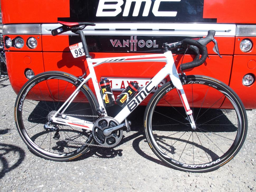 Greg Van Avermaet's BMC TeamMachine SLR011.JPG