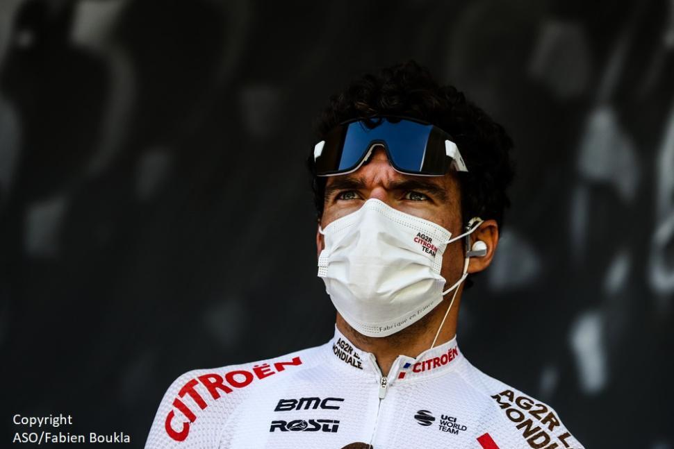 Greg Van Avermaet at 2021 Tour de France (Copyright ASO, Fabien Boukla)