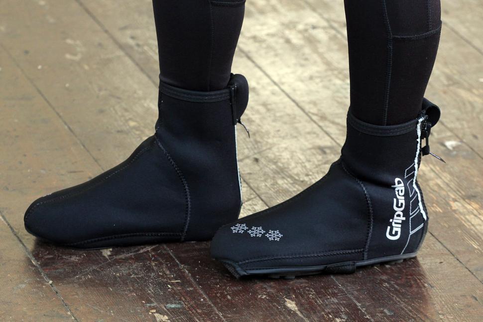 Odlo Shoecover Winter Socks and Stockings Windproof