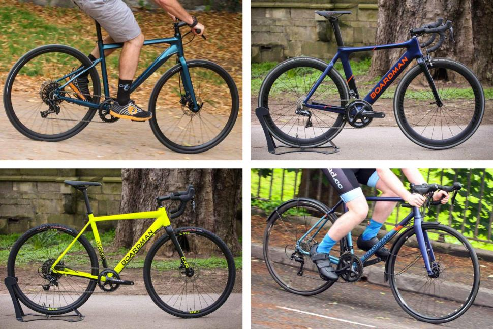 bed37203daf Your guide to Boardman's 2019 bike range | road.cc