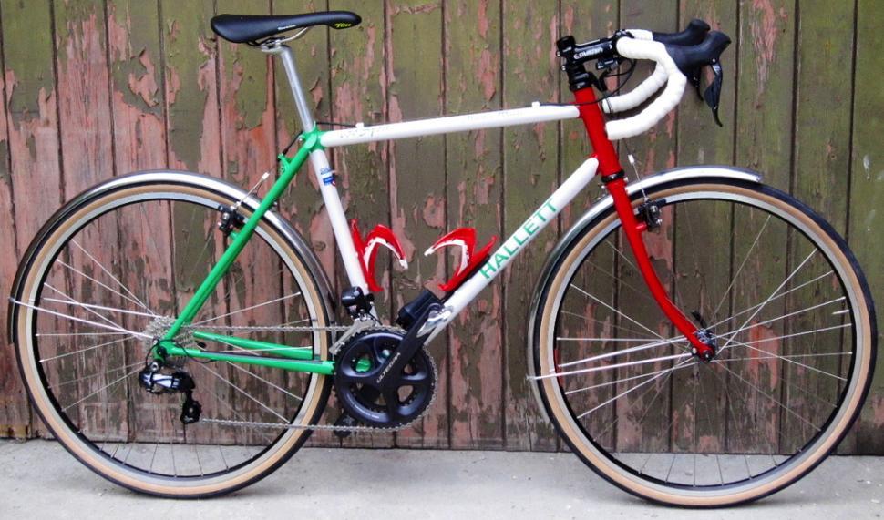 Hallett 650B Sport