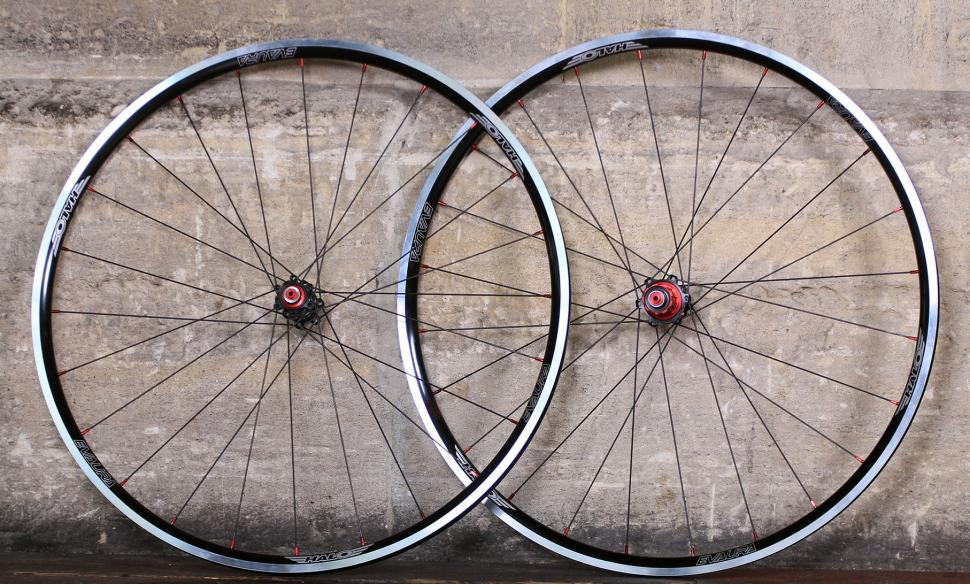 060e2187cc2 Review: Halo Evaura Uni 6D 700C wheelset | road.cc