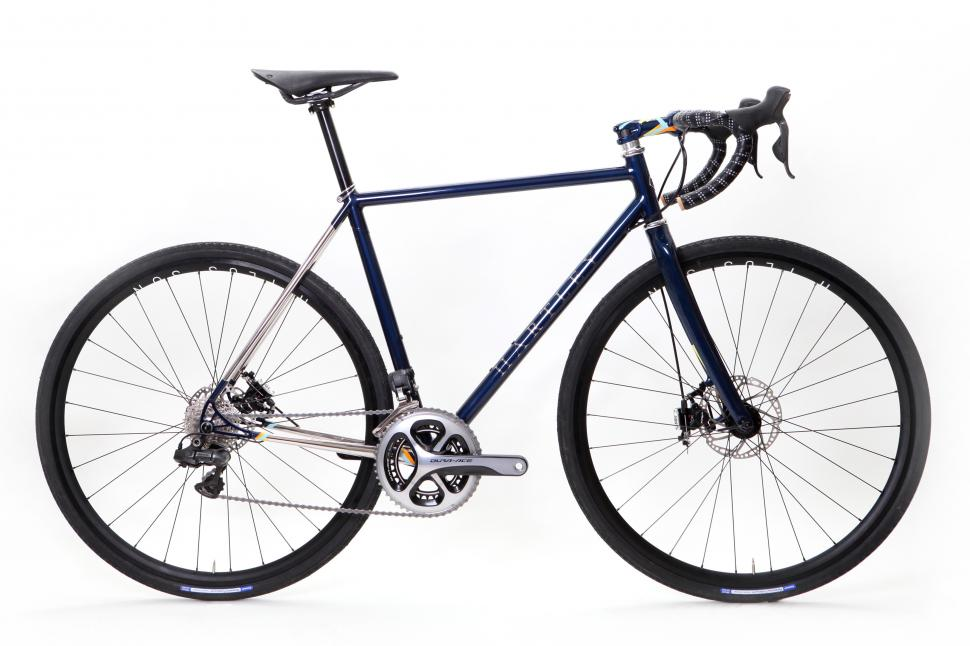 Hartley Cycles to show new 953 gravel disc-equipped road bike at ...