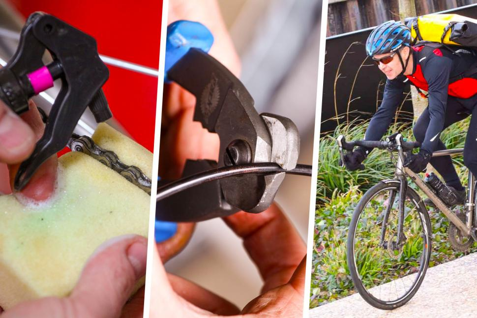 Can't get a new bike? Here's how to make your old bike new again
