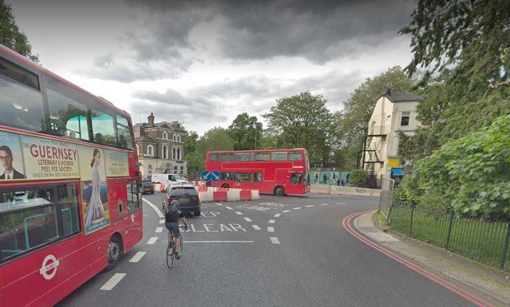 Highbury Corner (via Google Street View).JPG