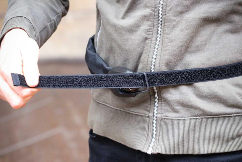 Hiplok SPIN Wearable Combination Chain Lock 6mm x 75cm