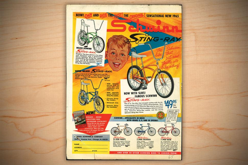 The History Of Cycling In 100 Objects - Page 142 © Schwinn, courtesy of Pacific-Cycle.jpg