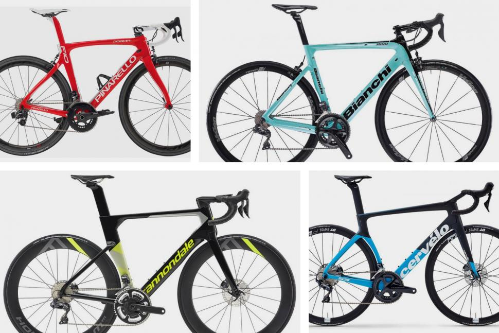 The hottest aero road bikes of 2019 part 1 April 2019