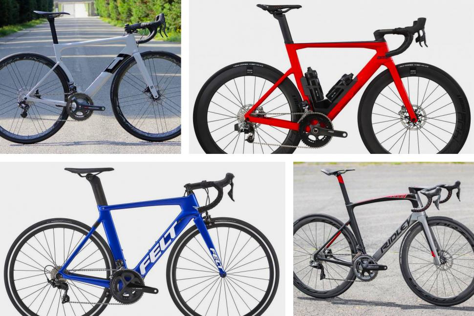 The hottest aero road bikes of 2019 part 2 April 2019