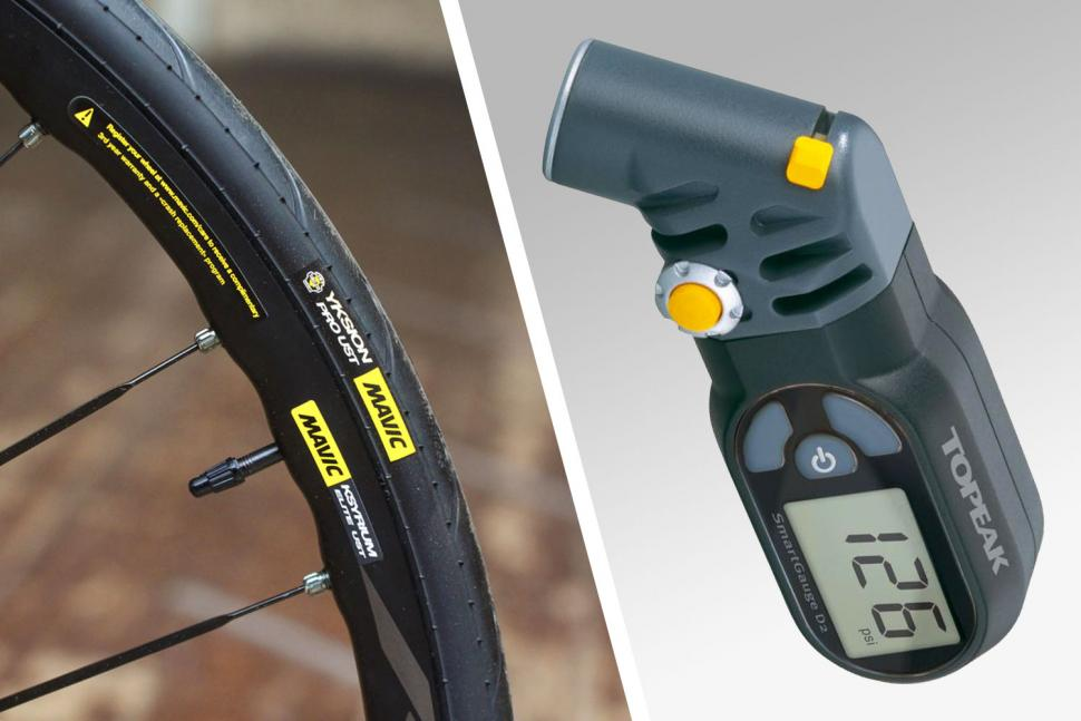 How to choose your tyre pressure — balancing speed, comfort