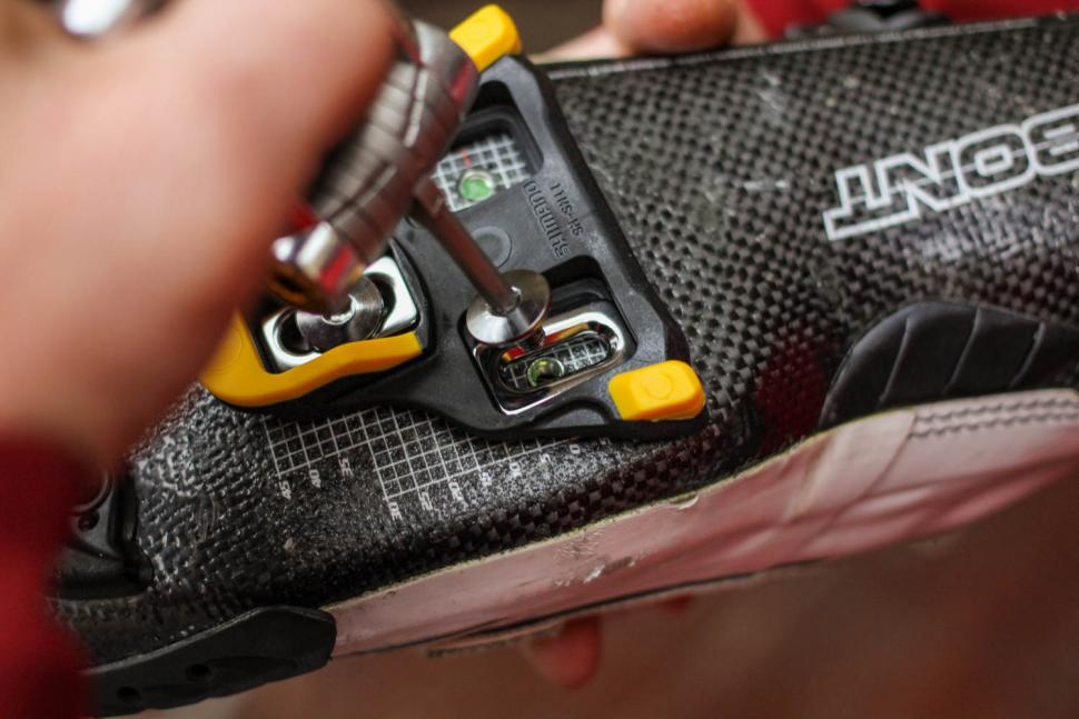 for road shoes only Crankbrothers Quattro Fixed Cleat