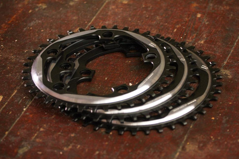 How to fit a CX1 chainring 02