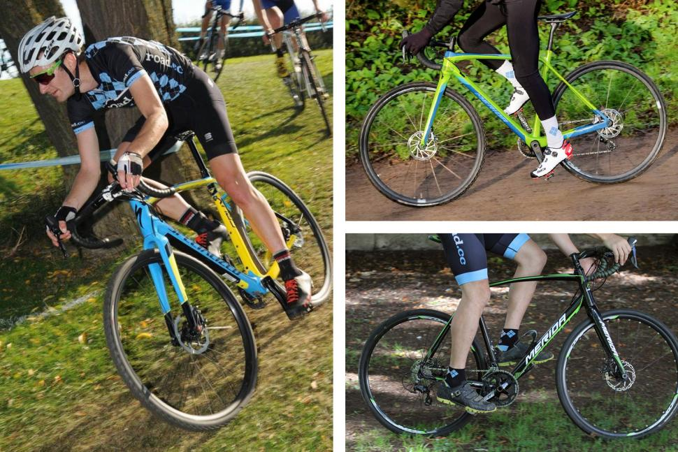 How to get better at cyclocross Sept 2019