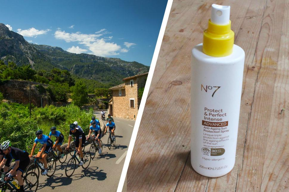 799669a7 Sun protection for cyclists - how to protect your skin when riding ...