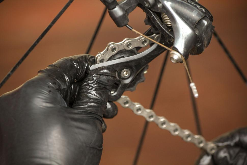 How to change your chain - 13