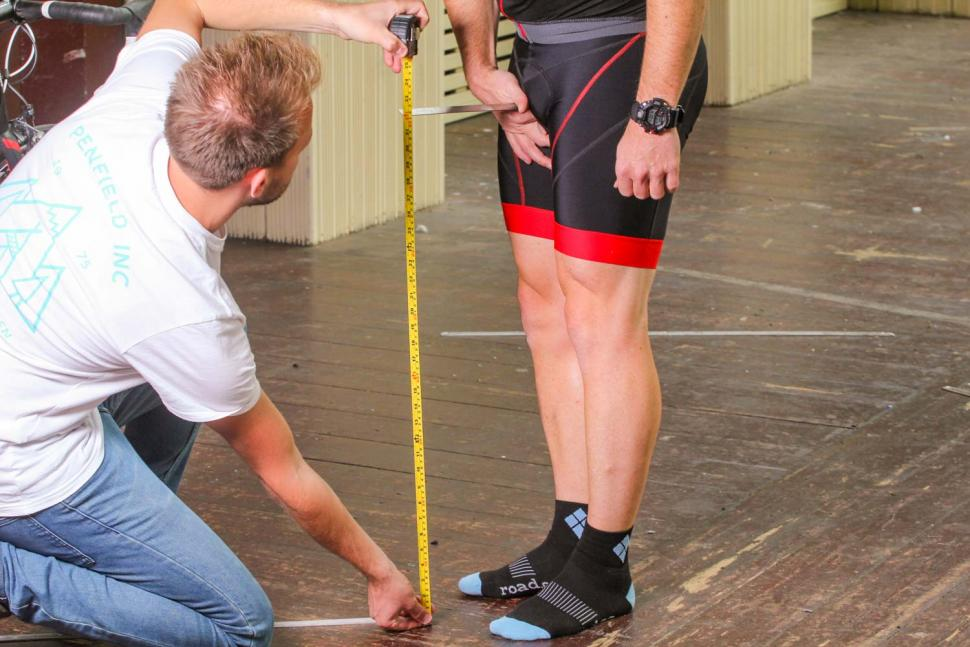 How to set your saddle height 05