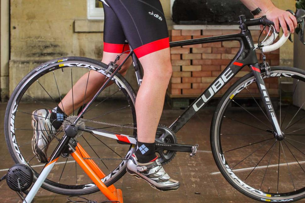 How to set your saddle height 06