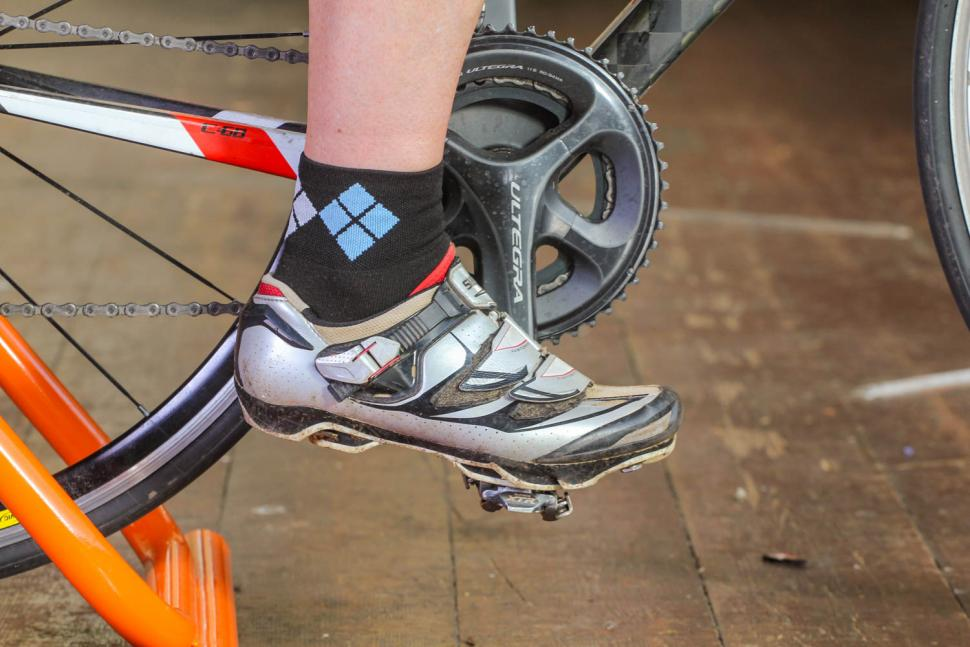 How to set your saddle height 11
