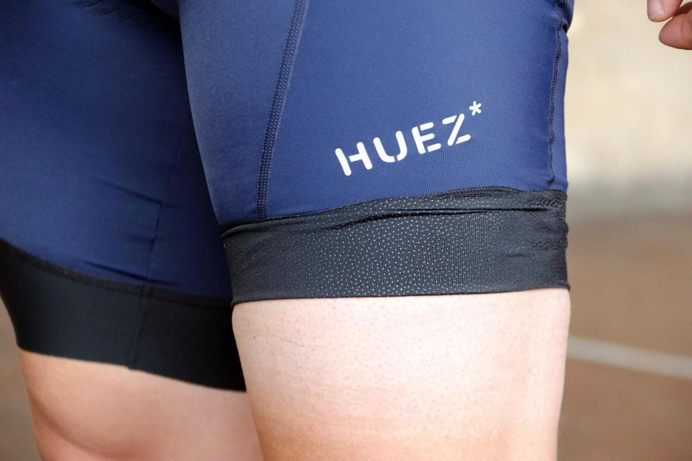 Huez Starman Mono Bib shorts - cuff.jpg