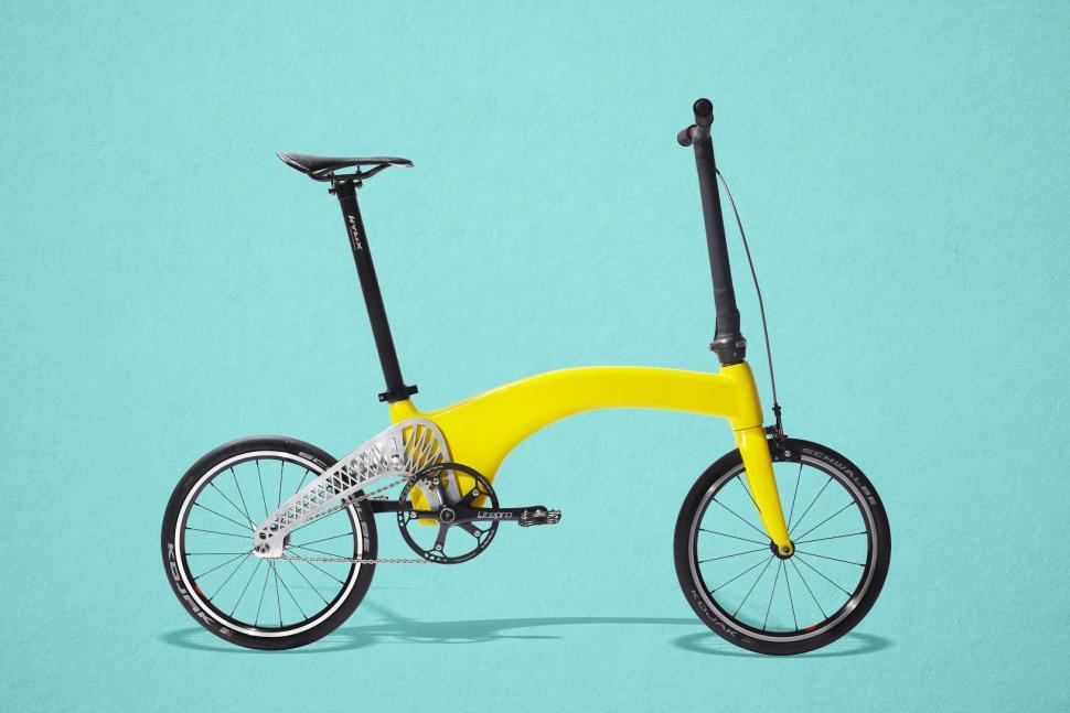 It weighs what  Meet the Hummingbird  world s lightest folding bike + video c2a5181cb