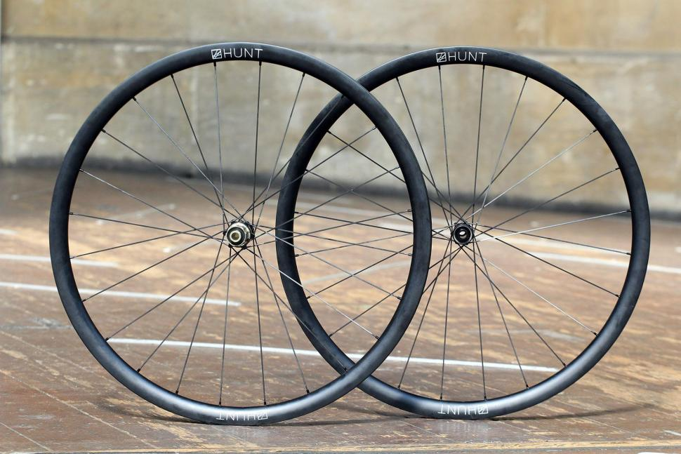 Hunt Launches New Carbon Disc Wheels Road Cc