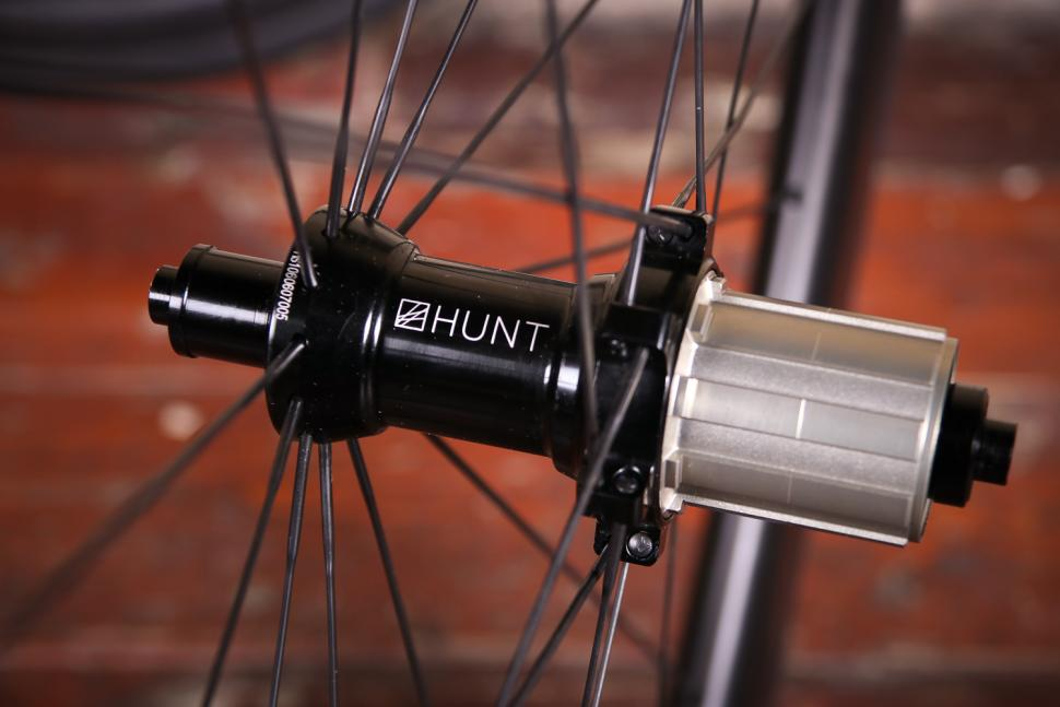 Hunt 3650 Carbon Wide Aero Road Wheelset - rear hub.jpg