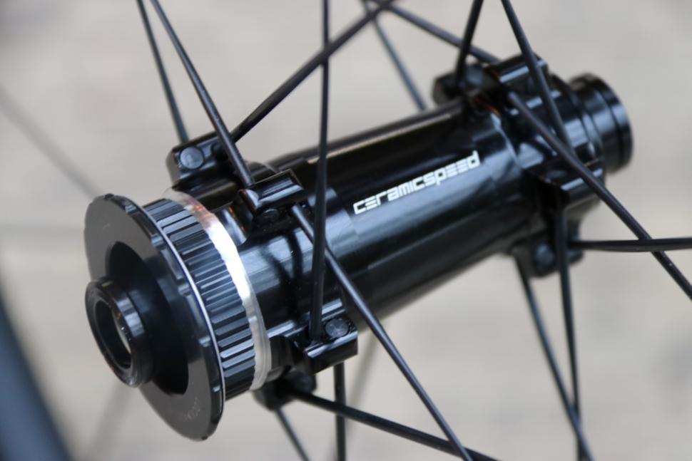 Hunt 48 Limitless Aero Disc wheels  - 3