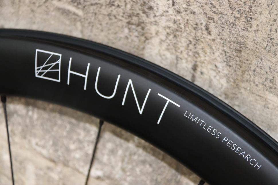 Hunt 48 Limitless Aero Disc wheels  - 5