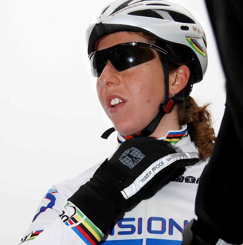 Nicole Cooke (Photosport Intl)