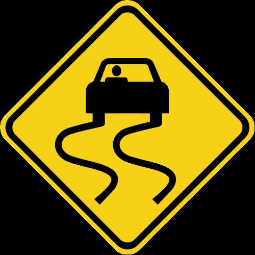 500px-Slippery_Road_Sign.png