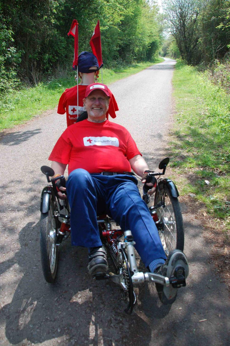 Dave Silcock Red Cross Trike.jpg