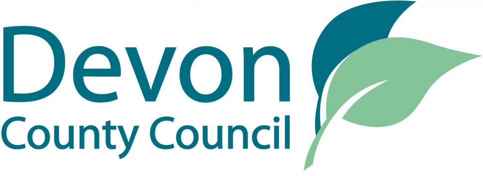 Image result for Devon CC logo