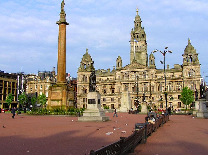 Glasgow City Chambers - picture by Finlay McWalter