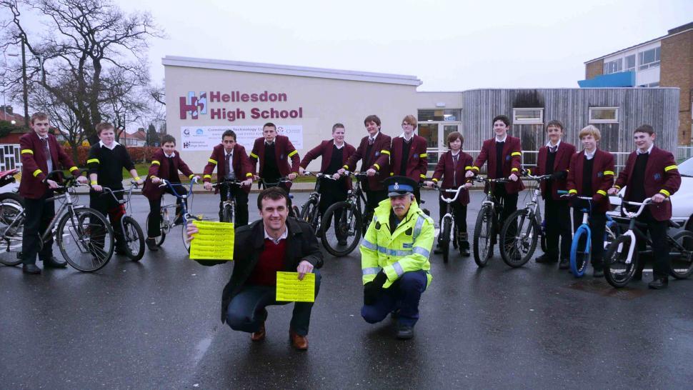 Launching new cycle policy at Hellesdon High[1].jpg