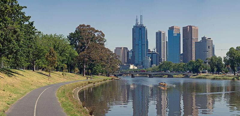 Melbourne (© Diliff, Wiki Commons)