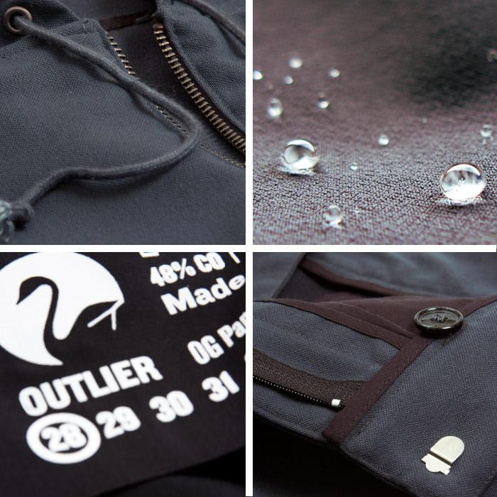 Outlier Experimental Drop