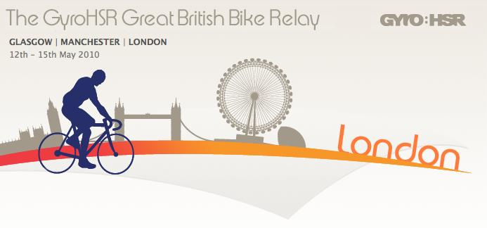 Great British Bike Relay