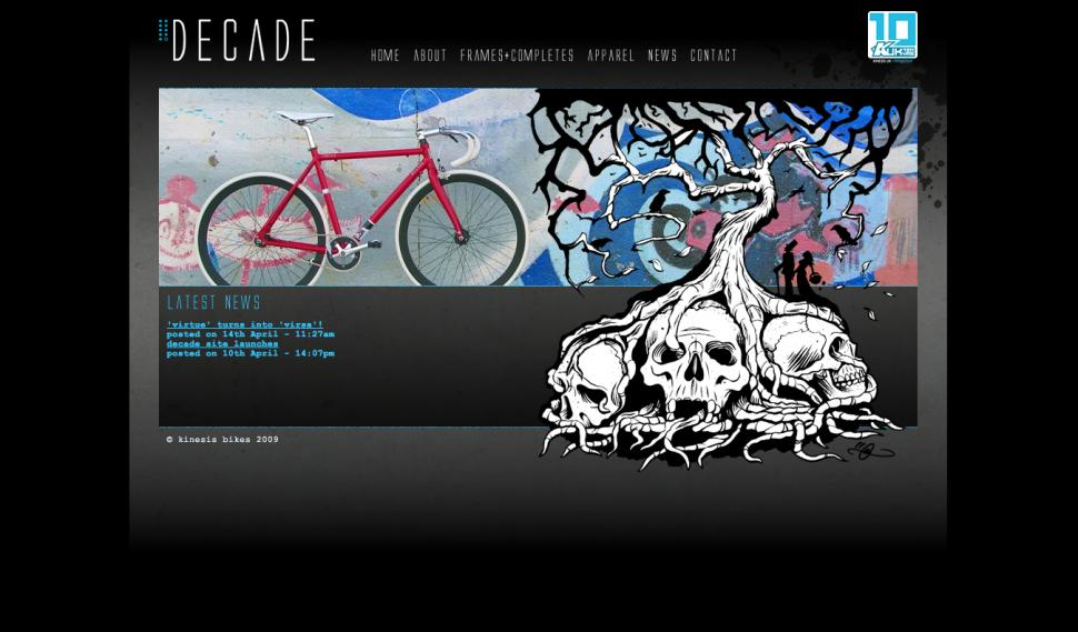 Kinesis Decade bike range gets its own website | road.cc on portal design, contact design, blog design, career design, design design, archives design, corporate design, education design, faq design, e-mail design, my own dress design, sharepoint site design, forms design, header design, history design, company design, modern intranet design, phone design, journal table of contents design, photography design,