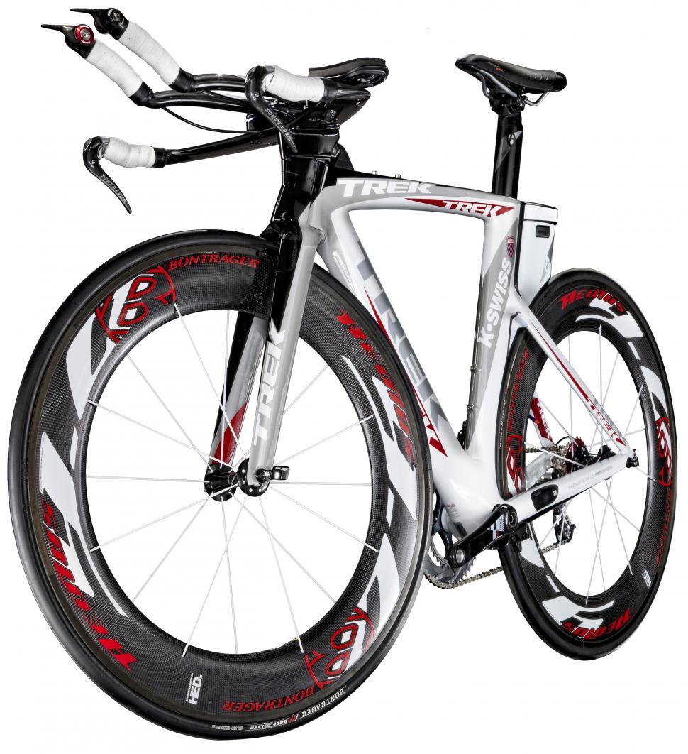 Trek Launch Sd Concept Most Aero Bike Ever